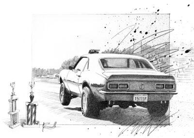 First Camaro