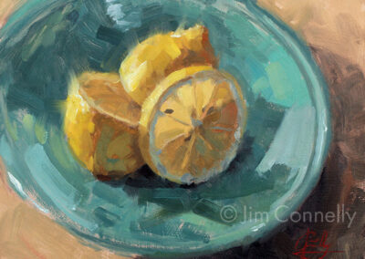 Lemon Sliced SOLD