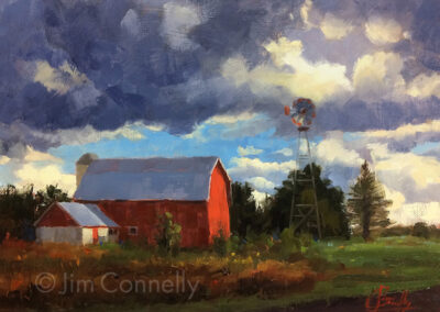 Painted Barn SOLD