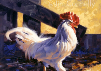 Rooster King SOLD