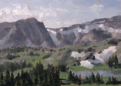 Wyoming Mountains SOLD
